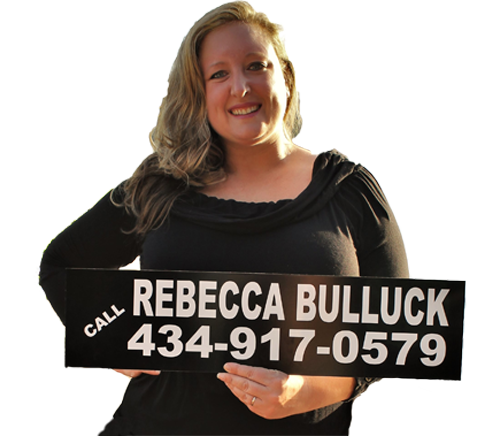 Becca Bulluck Sells Real Estate on Lake Gaston